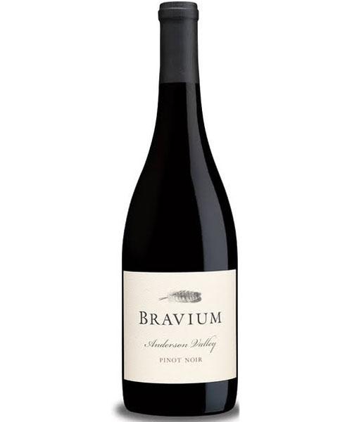 2016 Bravium Pinot Noir Anderson 750ml