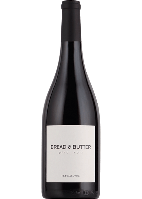 2017 Bread & Butter Pinot Noir 750Ml