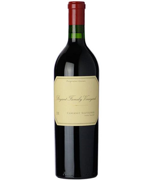 2014 Bryant Family Vineyard Cabernet Sauvignon 750Ml