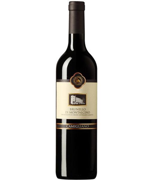 2014 Camigliano Brunello Di Montalcino 750ml