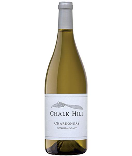 2018 Chalk Hill Chardonnay Sonoma Coast 750ml