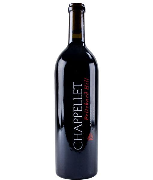 2016 Chappellet Pritchard Hill Cabernet Sauvignon 750ml