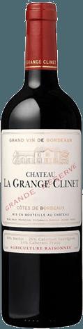 2017 Chateau La Grange Clinet Red Grande Reserve 750ml