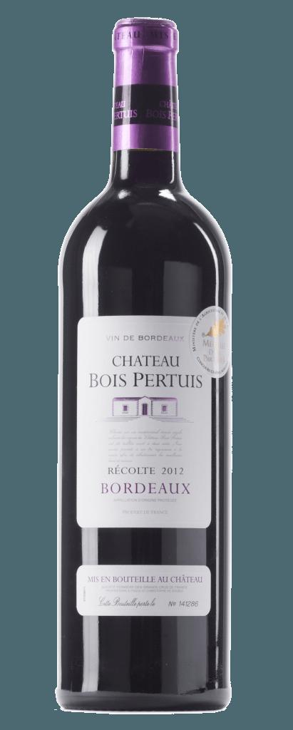 Chateau Bois Pertuis Red 750ml