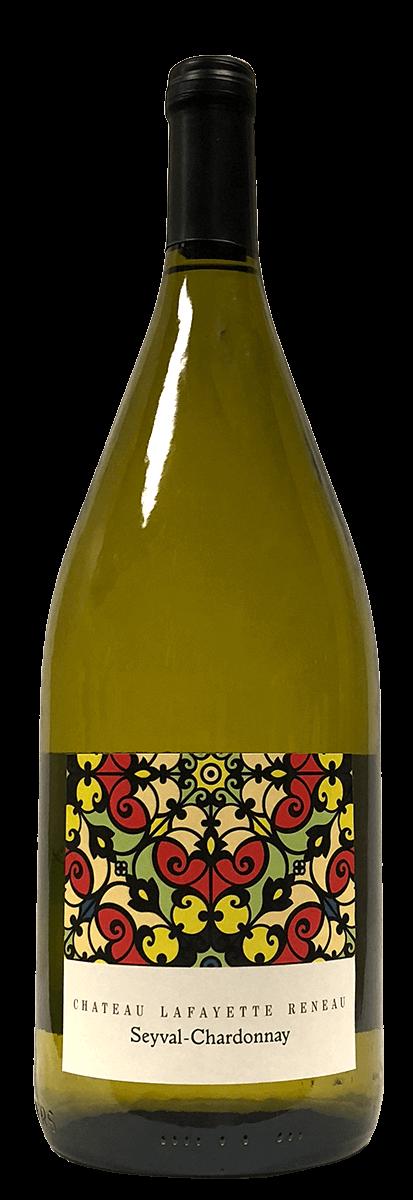 Chateau Lafayette Reneau Seyval-Chardonnay 1.5L NV