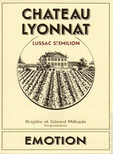 2011 Chateau Lyonnat Emotion Red 750ml