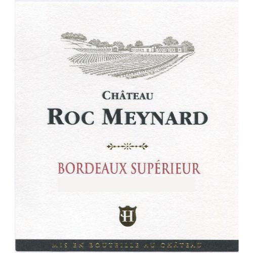 2015 Chateau Roc Meynard Bordeaux Superieur 750ml