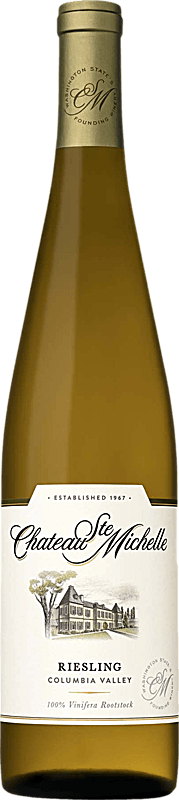 Chateau Ste Michelle CV Riesling 750Ml NV