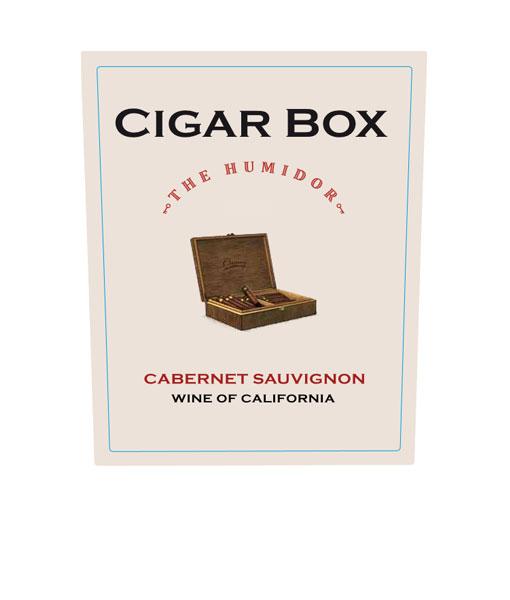 2016 Cigar Box Cabernet  Sauvignon 750Ml