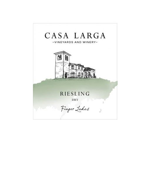 2019 Casa Larga Dry Riesling 750ml