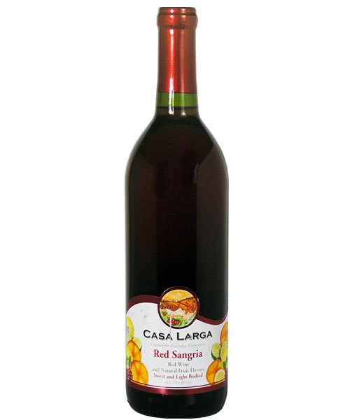Casa Larga Red Sangria 750ml NV
