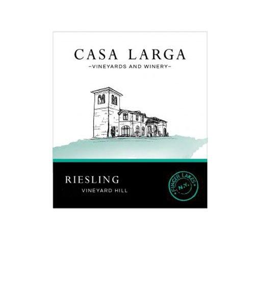 2019 Casa Larga Vineyard Hill Riesling 750ml