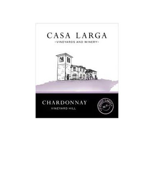 2017 Casa Larga Vineyard Hill Chardonnay 1.5L