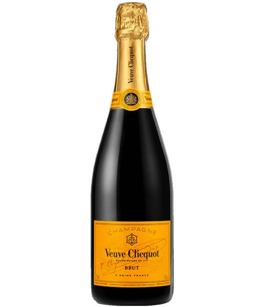 Veuve Clicquot Ponsardin Brut Champagne 750ml NV