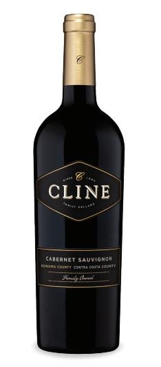 2018 Cline Sonoma County Cabernet Sauvignon 750Ml