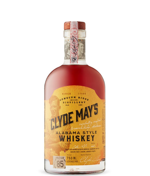 Clyde Mays Conecuh Ridge 85 Proof Whiskey 750Ml