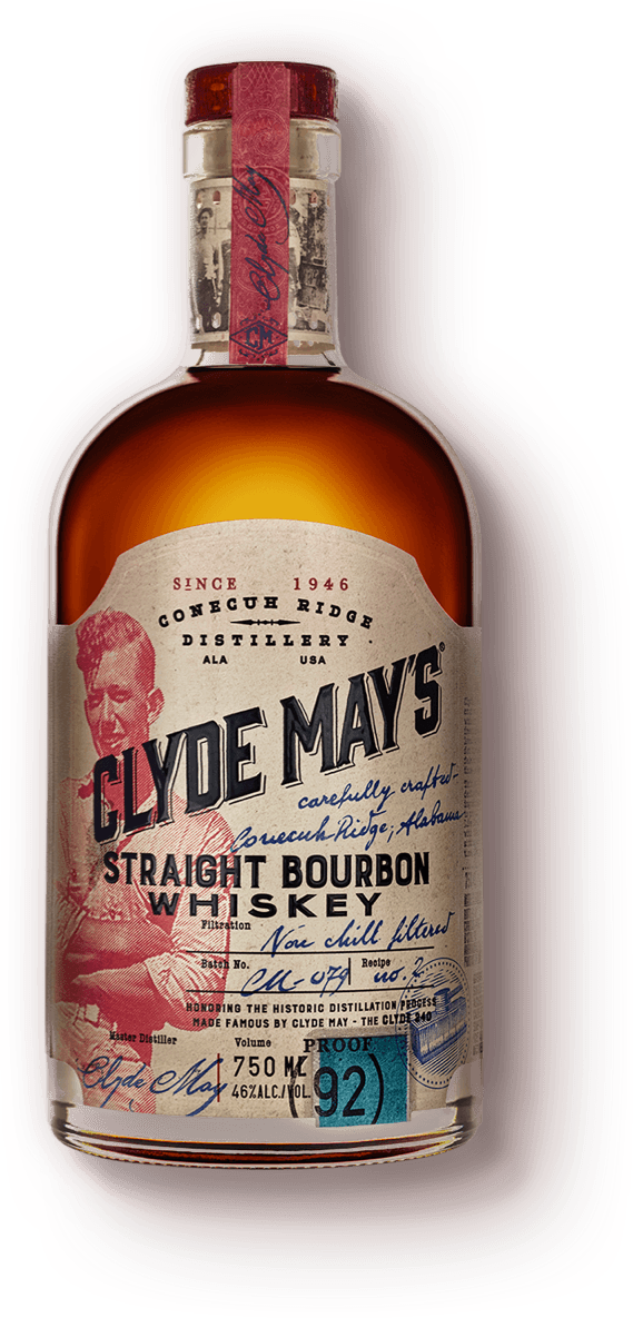 Clyde Mays Bourbon 750ml