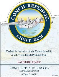 Conch Republic Light Rum 1.75L