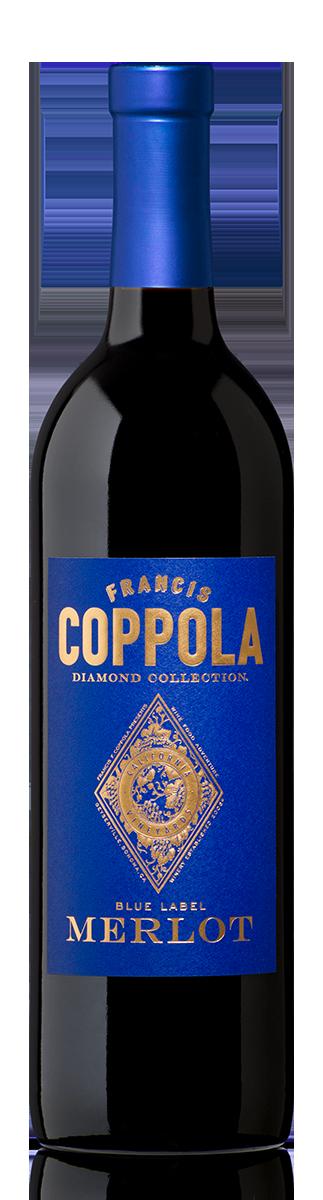 Coppola Merlot 750ml NV