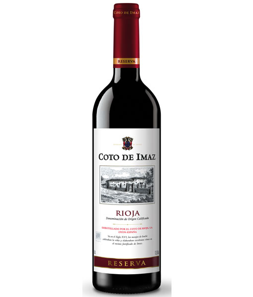 2014 Coto De Imaz Reserva Rioja 750ml