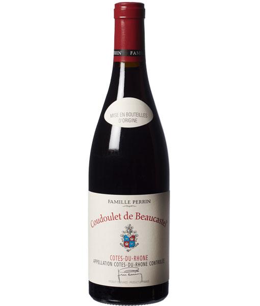 2018 Coudoulet De Beaucastel Cotes du Rhone Rouge 750ml