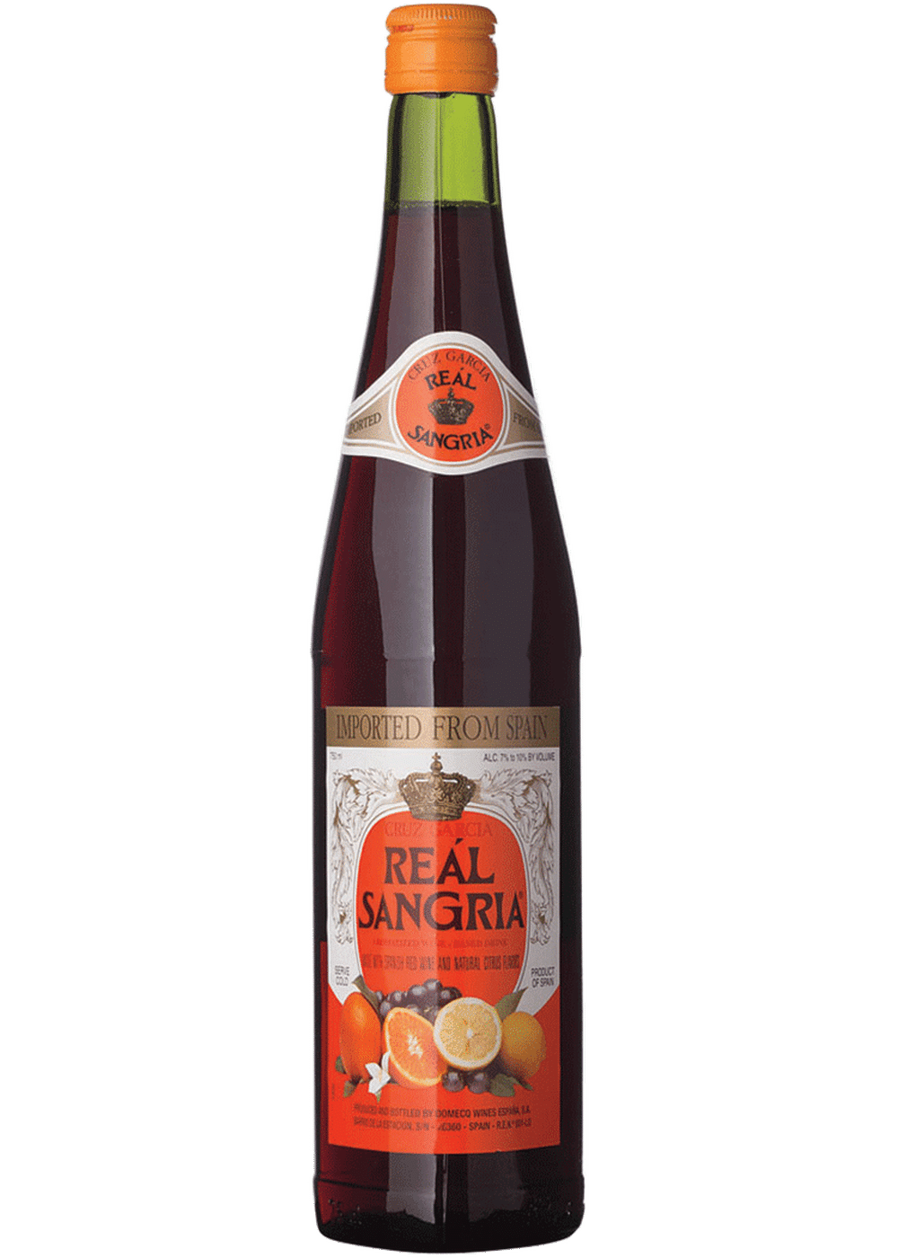 Cruz Garcia Real Sangria 1.5L NV