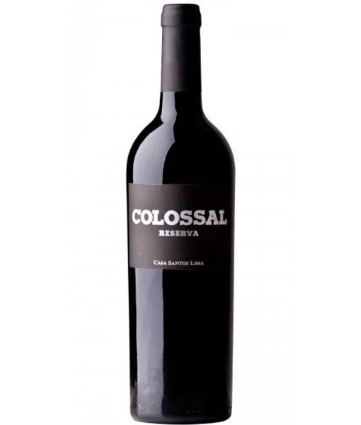 2016 Casa Santos Colossal Reserva Red Blend 750ml