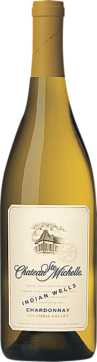 2018 Chateau Ste Michelle Indian Wells Chardonnay 750ml
