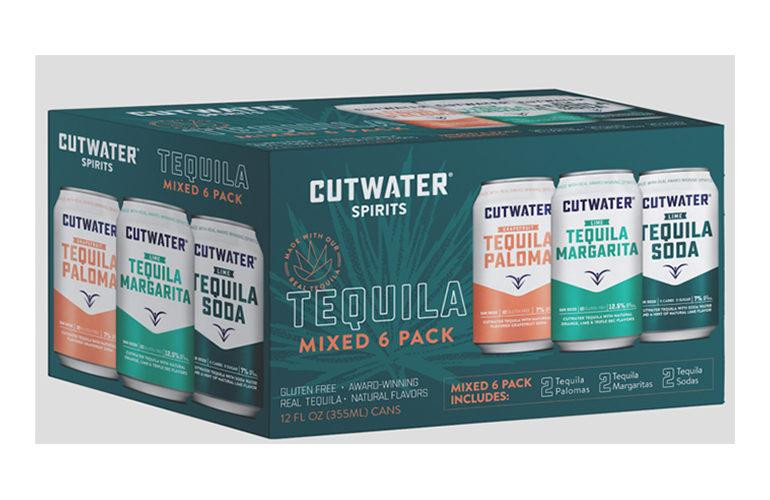 Cutwater Tequila Variety 6Pk - 12oz Cans