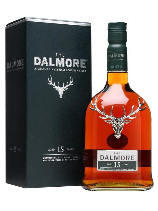 Dalmore 15Yr 750ml