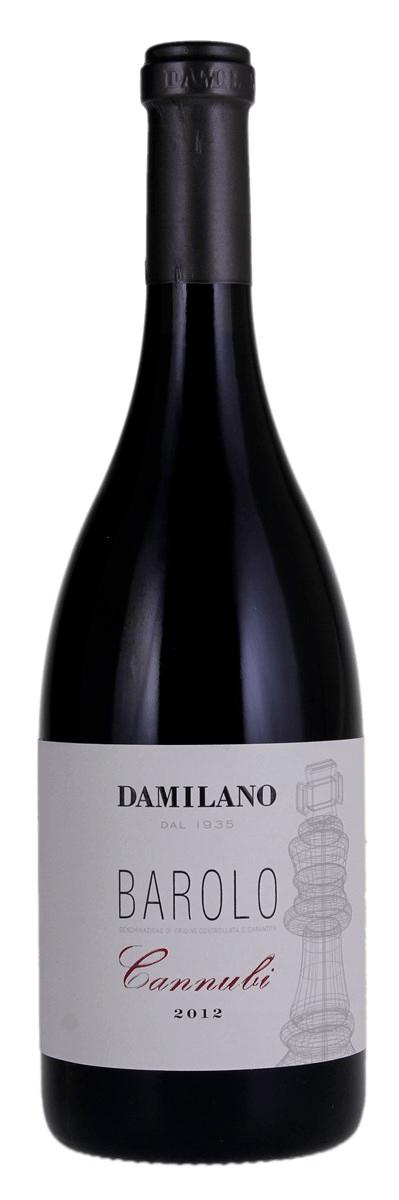 2012 Damilano Cannubi Barolo 1.5L