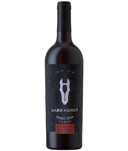 Dark Horse Double Down Red 750ml NV