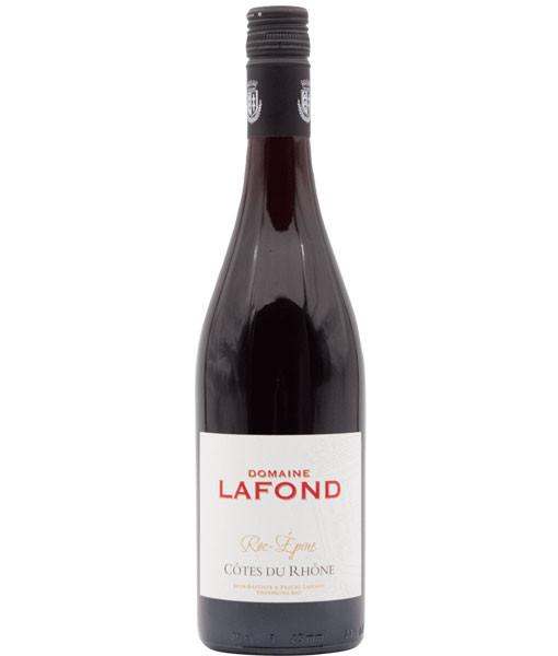 2018 Domaine Lafond Cotes Du Rhone Roc-Epine 750ml