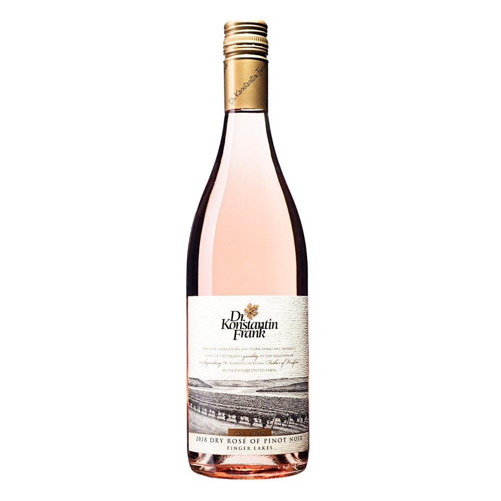 2019 Dr Frank Dry Rose Pinot Noir 750ml
