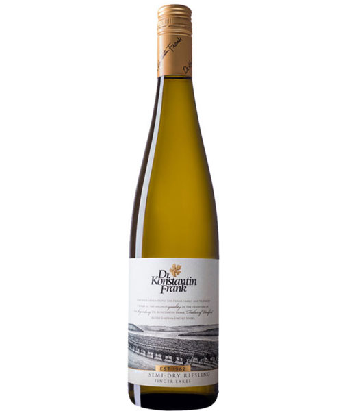 2019 Dr. Frank Semi-Dry Riesling 750ml
