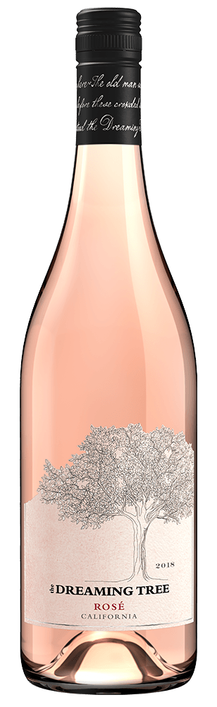 2018 The Dreaming Tree Rose 750Ml