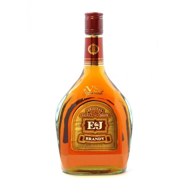 E& J VS Brandy 1L