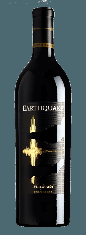 2017 Earthquake Zinfandel 750ml