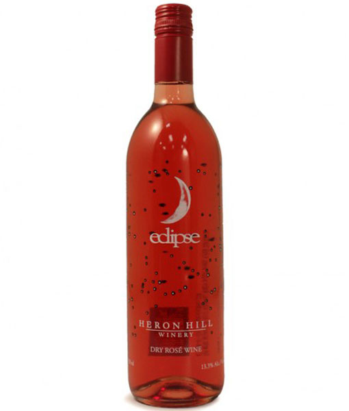2020 Heron Hill Eclipse Rose 750ml