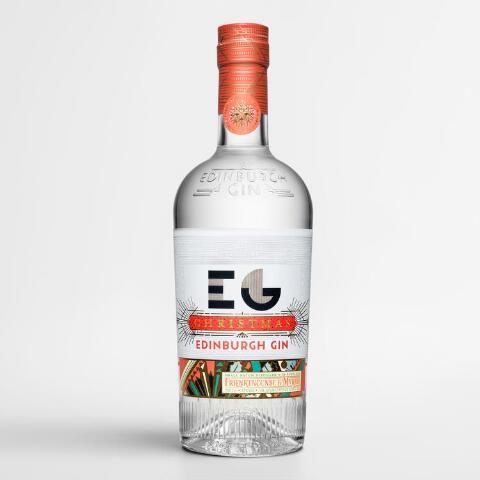 Edinburgh Christmas Gin 750ml