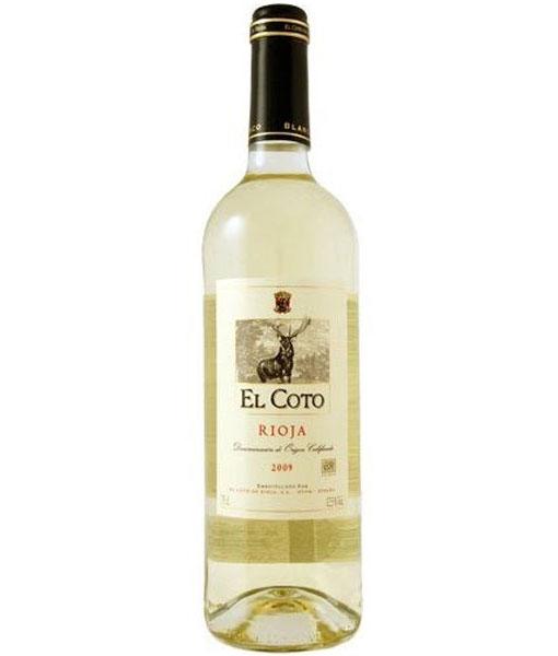 2018 El Coto De Rioja Blanco 750ml