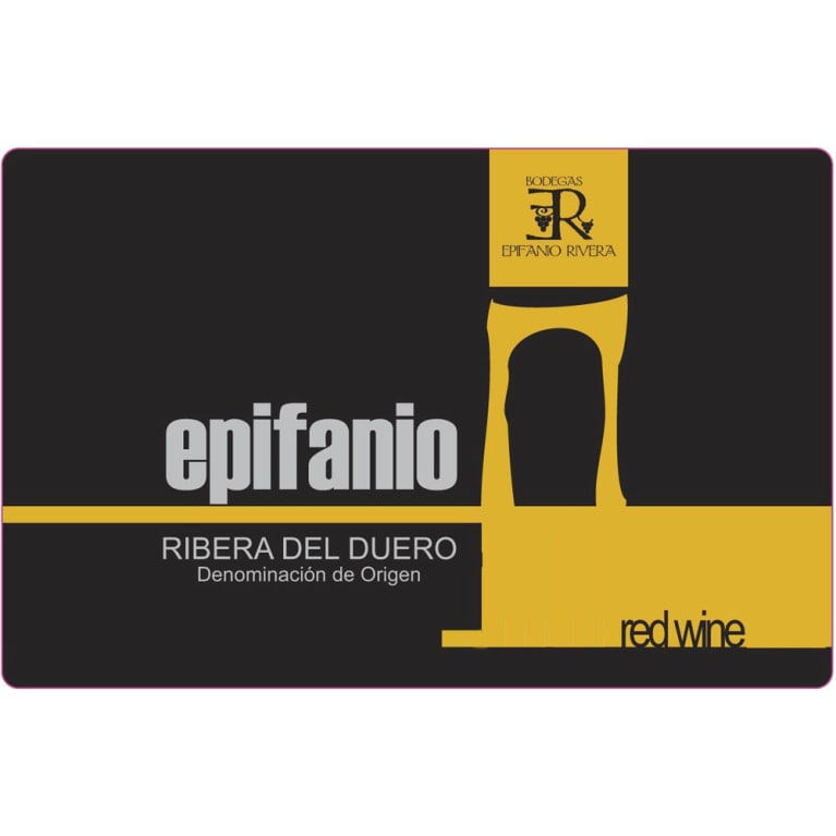 2018 Epifanio Tinto Ribera Del Duero 750Ml