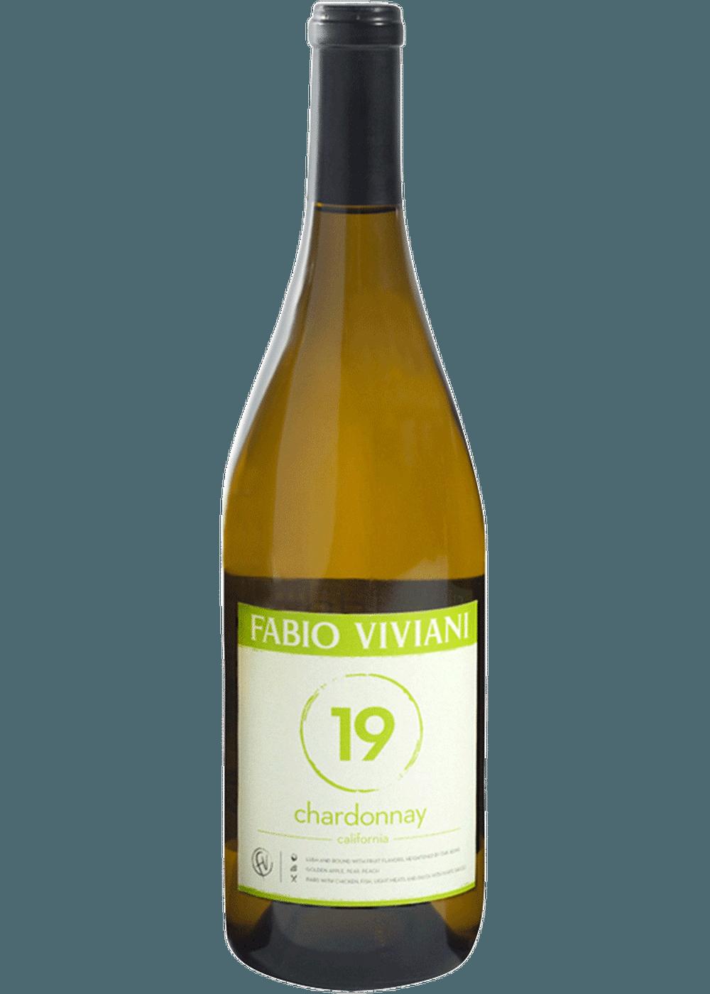 Fabio Viviani Chardonnay 750ml