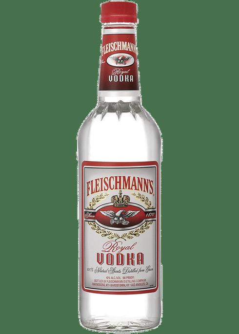 Fleischmann's Vodka 1L