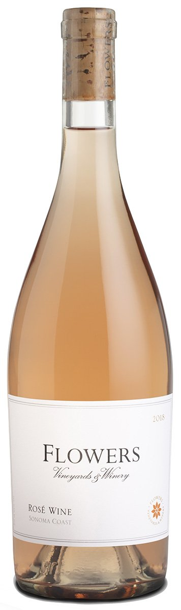 2019 Flowers Rose Of Pinot Noir 750ml