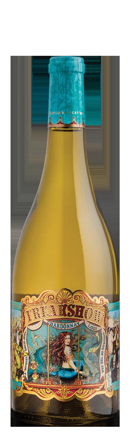 2018 Michael David Freakshow Chardonnay 750ml