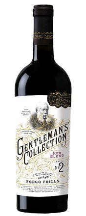 2016 Gentlemans Collection Red 750ml