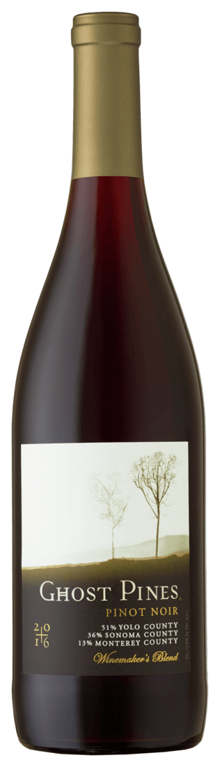 2016 Ghost Pines Pinot Noir 750ml