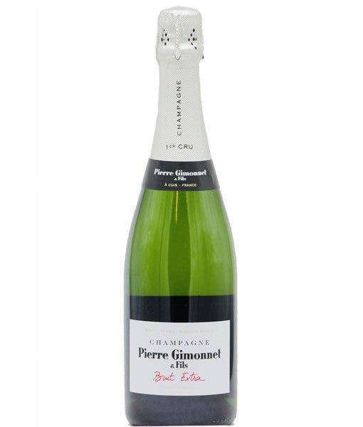 Pierre Gimonnet Brut Extra 1er Cru 750Ml NV