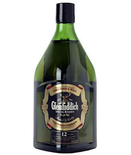 Glenfiddich 12Yr Single Malt Scotch 1.75L